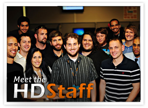 Group Picture of the HostDime Staff