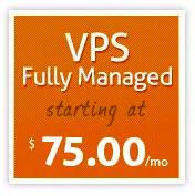 HostDime Managed VPS Hosting