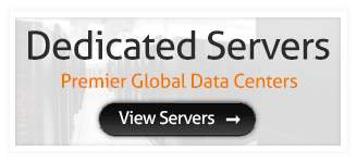 HostDime Managed Dedicated Servers