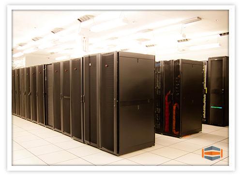 web hosting provider datacenter