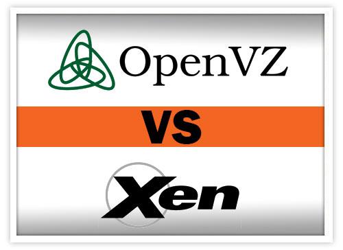 openVZ or Xen