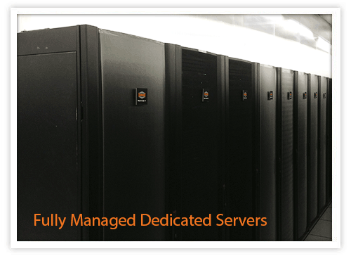 components of a dedicated server