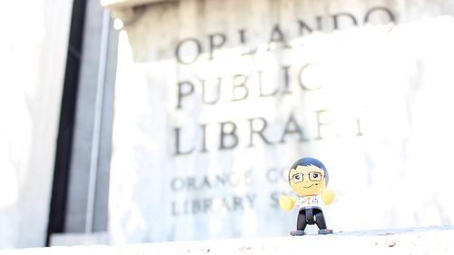 orlando library