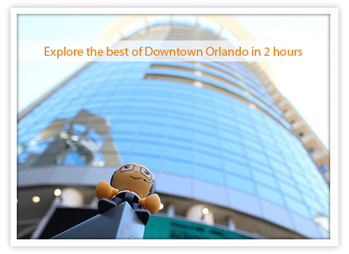 guide to downtown orlando