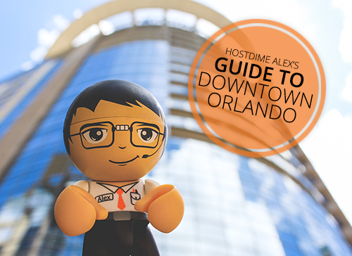 downtown orlando guide