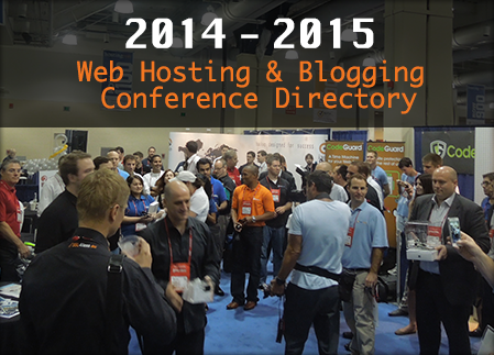 web hosting conference directory