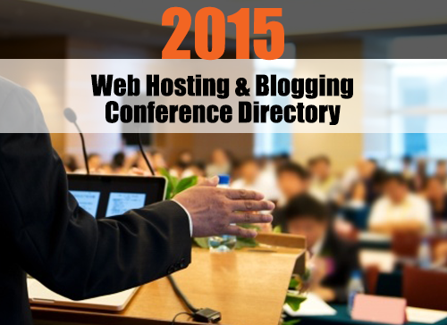 2015 web hosting conferences