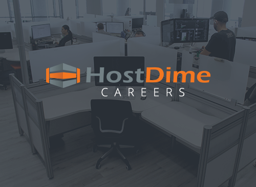 hostdime jobs