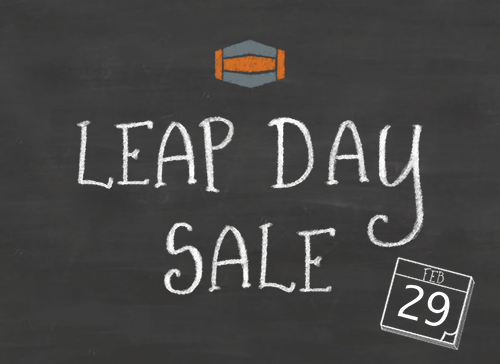 leap day hosting sale