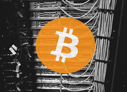 bitcoin for server hosting