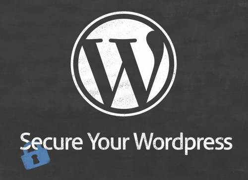 secure my wordpress