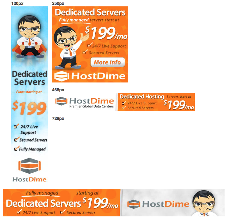 dedicated servers affiliate program