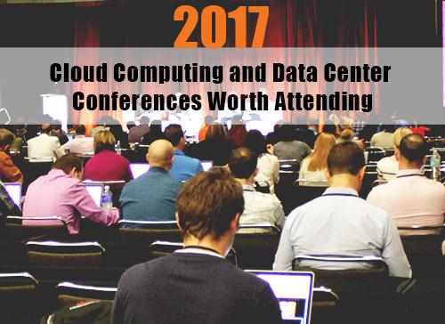 data center conferences 2017