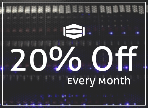 managed dedicated servers on sale