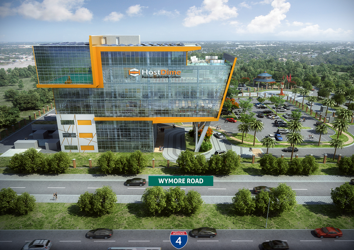 new orlando data center