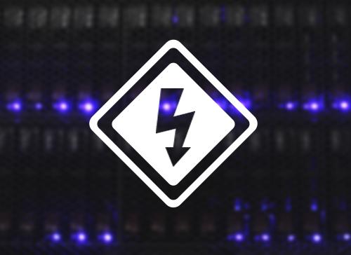 208 volt server