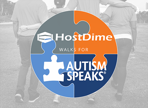 hostdime autism walks