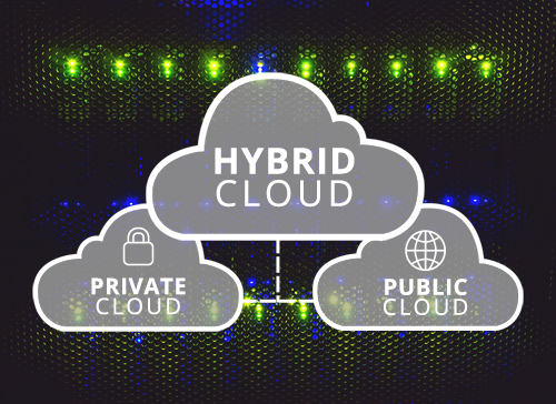 hybrid cloud colocation