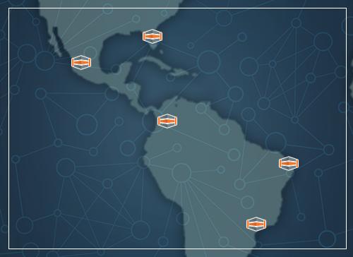 latin america data centers