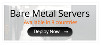 HostDime Bare Metal Servers