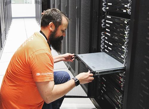 pci compliant servers