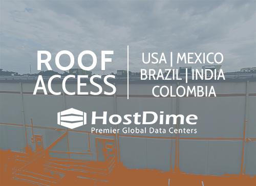 data center roof access