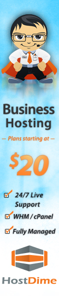 Shared Web Hosting by HostDime