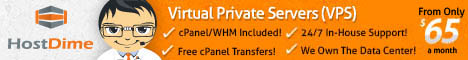 VPS Web Hosting by HostDime