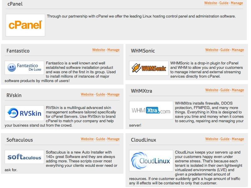 CORE Management Portal