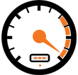 Drive monitoring icon