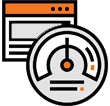 File system monitoring icon