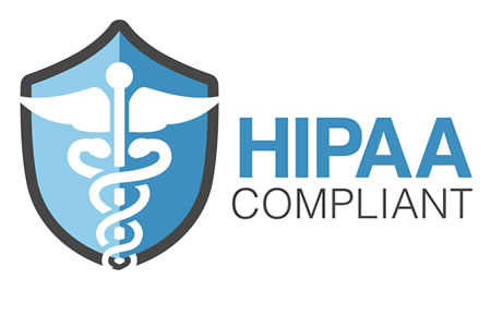 HIPPA certification icon