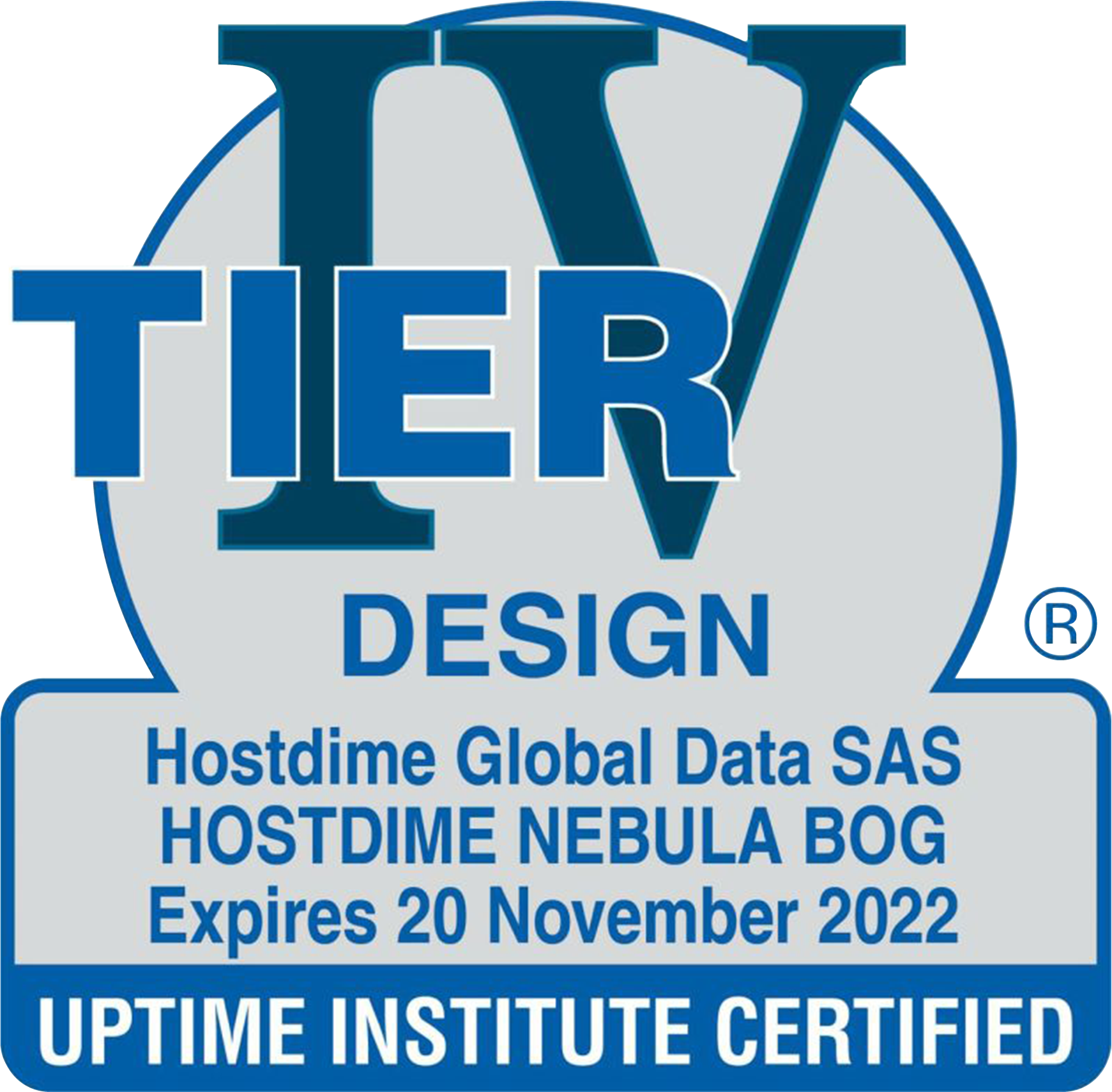 Tier IV certification icon