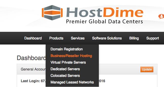 Image result for hostdime hosting