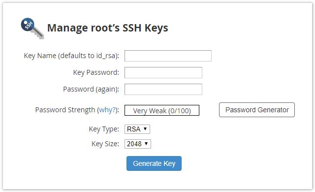 ssh-keygen generate ppk