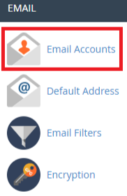 How to Create an Email Account in cPanel - HostDime