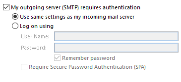 Check Your Outbound Mail Authentication Settings to Make Sure they are Correct